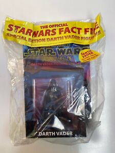 Star Wars Fact File Darth Vader Action Figure Collectable
