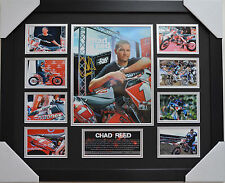 CHAD REED LIMITED EDITION FRAMED MEMORABILIA SIGNED