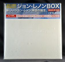John LENNON Signature BOX Orig. JAPAN 2010 Set CD's x11 TOCP-70911~19 NEW