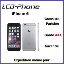 Apple iPhone 6 GRIS 16GO Débloqué Garantie 6mois Vendu avec boîte et accessoires