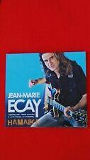 JEAN MARIE ECAY CD 9 TITRES HAMAIKA (DIGIPACK) RARE