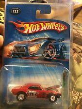 Hot Wheels 2005 Treasure Hunt #2 1967 67 Camaro Realriders Hotwheels Super NICE