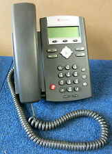 Polycom SoundPoint IP 330 IP330 SIP VoIP Phone With Stand  2201-12330-001