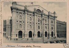 # MILANO: PALAZZO DELLA BORSA -  1935