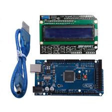 LCD 1602 Keypad Shield + Mega2560 R3 ATmega2560-16AU Control Board