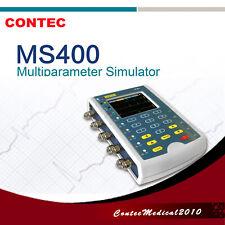 Simulador multiparamétrico ECG, Resp, Temp, IBP, Simuladores de pacientes MS400