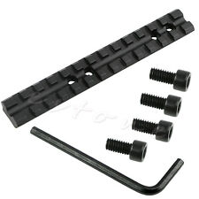 20mm Rail Scope Mount 13 Slots Fit For Rifle New