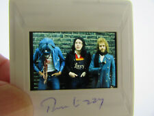 More details for original press photo slide negative - thin lizzy - 1980's - e