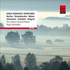 Early Romantic Overtures, Roger Norrington, New Import