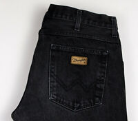 Wrangler Hommes Bootcut Jeans Jambe Droite Taille W33 L34 ALZ231