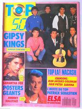 TOP 50 n°97; Les Gipsy Kings/ Elsa/ Nacash/ Patrick Sébastien/ Vaya Con Dios