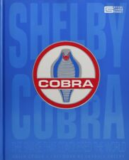 SHELBY COBRA The Snake That Beat the World by Colin Comer (2015, New Hardcover)