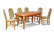 Tisch- & Stuhl-Sets in aktuellem Design aus Holz fürs Wohnzimmer