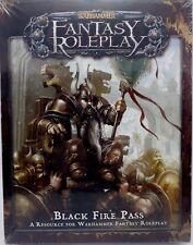 Warhammer Fantasy Roleplay Black Fire Pass New Box Set