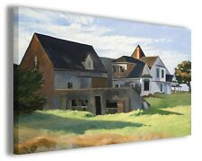 Quadro moderno Hopper Edward vol X stampa su tela canvas pittori famosi