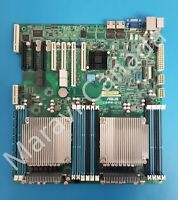 ASUS Motherboard Z9PR-D12 Intel LGA 2011 Socket with 2 x E5-2620 CPU 1U Heatsink