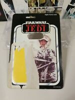 Rare VINTAGE STAR WARS 1983 HAN SOLO PALITOY CARDBACK ONLY  45 BACK