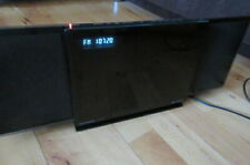 Panasonic SC-HC 37 kompakte Musik-Stereoanlage für ipod,iphone,Radio,CD,USB usw.