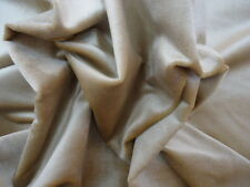 Scalamandre Light Gold Color Silk velvet Patt# 36198-5