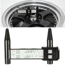 Wheel Holes Bolt Pattern PCD Tool Wheel Rim Gauge 4 5 6 8 Lug Measurement