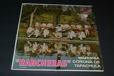 Rancheras~La Marimba Corona De Tapachula de Victor Betanzos Castellanos~IMPORT