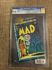 MAD #1 Millennium Edition (Recalled Edition) - DC Comics - CGC Graded 9.6