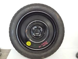 Toyota Avensis 2.0 D4D 2007 Space Saver Wheel T 145/70/17