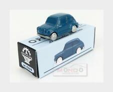 Fiat 600 1955 Blue OFFICINA-942 1:76 ART1016B