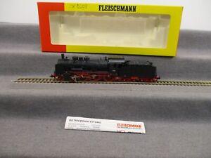 Fleischmann H0 4160 Dampflok mit Tender BR 38 2609 der DRG Analog in OVP