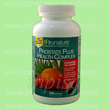 TRUNATURE 1 BOT x 250 PROSTATE PLUS HEALTH COMPLEX, CRAN-MAX CRANBERRY