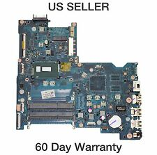 Hp 15-Ac113Cl Laptop Motherboard Intel i3-5010U 2.1Ghz Cpu 816811-501