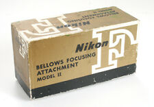NIKON BOX FOR BELLOWS II/171946