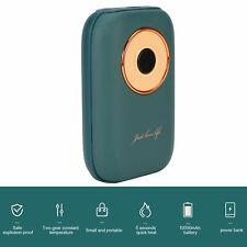 Handwärmer Powerbank 10000mAh USB Wiederaufladbar Taschenwärmer Handheizung