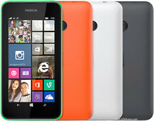 Nokia Lumia 530 - 4GB - Dark Gray (Unlocked) Smartphone (GRADE B)