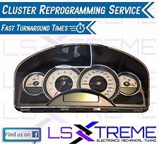 VY HSV Cluster Reprogramming Service XU6 Clubsport GTS Senator Signature R8