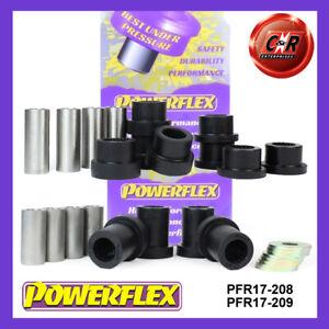 PFR17-208 / PFR17-209 Powerflex For Ferrari 355 (94-99) Fr Lower Wishbone Bushes