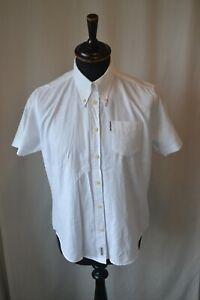 Vintage Woman's Ben Sherman shirt size medium casual mod classic