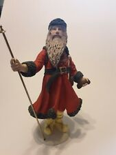 New Listing1983 Duncan Royale History of Santa Victorian with a Staff
