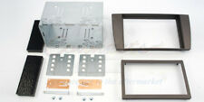 JAGUAR S TYPE DOUBLE DIN STEREO FACIA KIT CT23JG01