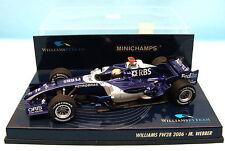 MINICHAMPS / F1 WILLIAMS FW 28 M. WEBBER  2006 1/43