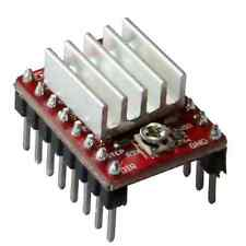 A4988 RAMPS Pololu StepStick stepper motor driver and shorted-load protection