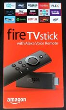 AMAZON FIRE TV STICK 2ND GENERATION With Alexa Voice Remote - Brand New