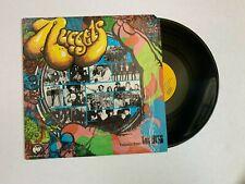 Nuggets Volume One The Hits shrink Record lp original vinyl album