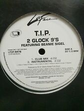 T.I.P.* ‎– 2 Glock 9's Label: LaFace Records ‎– LFDP-4476, Ghet-O-Vision