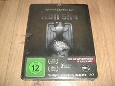 Iron Sky Blu-Ray Steelbook mit Prägung (embossed front)  NEU