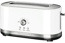 KitchenAid KMT4116 4 Slice Longslot Toaster - White