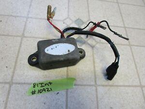 Vintage 81 Kawasaki Intruder 440 F/C Snowmobile CDI Ignition Box