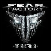 Fear Factory - Industrialist (CD 2012) NEW/SEALED