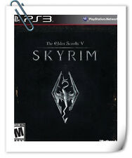 PS3 上古卷轴5 天际 中文版 THE ELDER SCROLLS V SKYRIM Sony PlayStation RPG Games Bethesda
