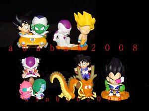 Bandai Dragonball Z figure Imagination petite gashapon Part.1 (set of 5 figures)
